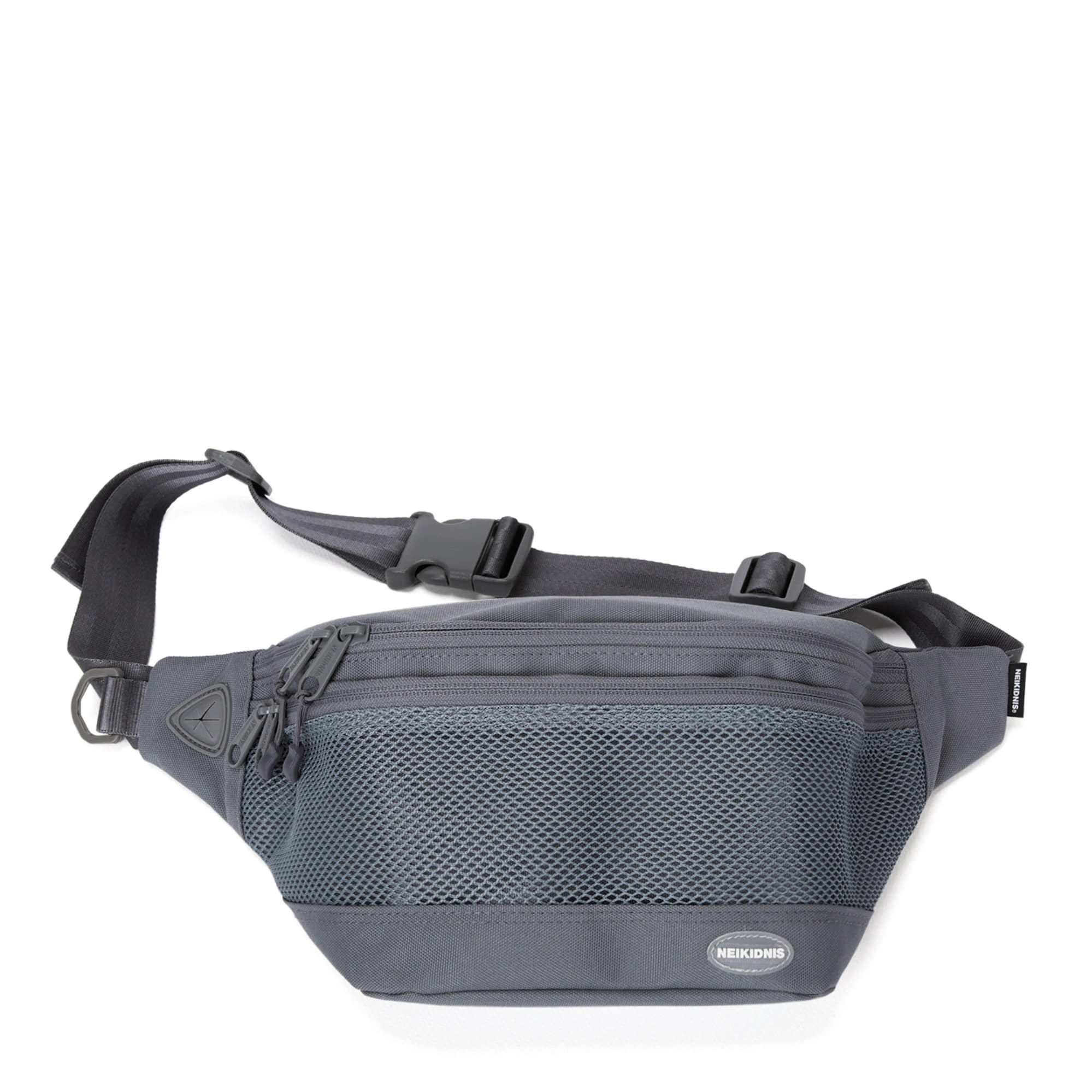 WIDE VISION HIP SACK / CHARCOAL