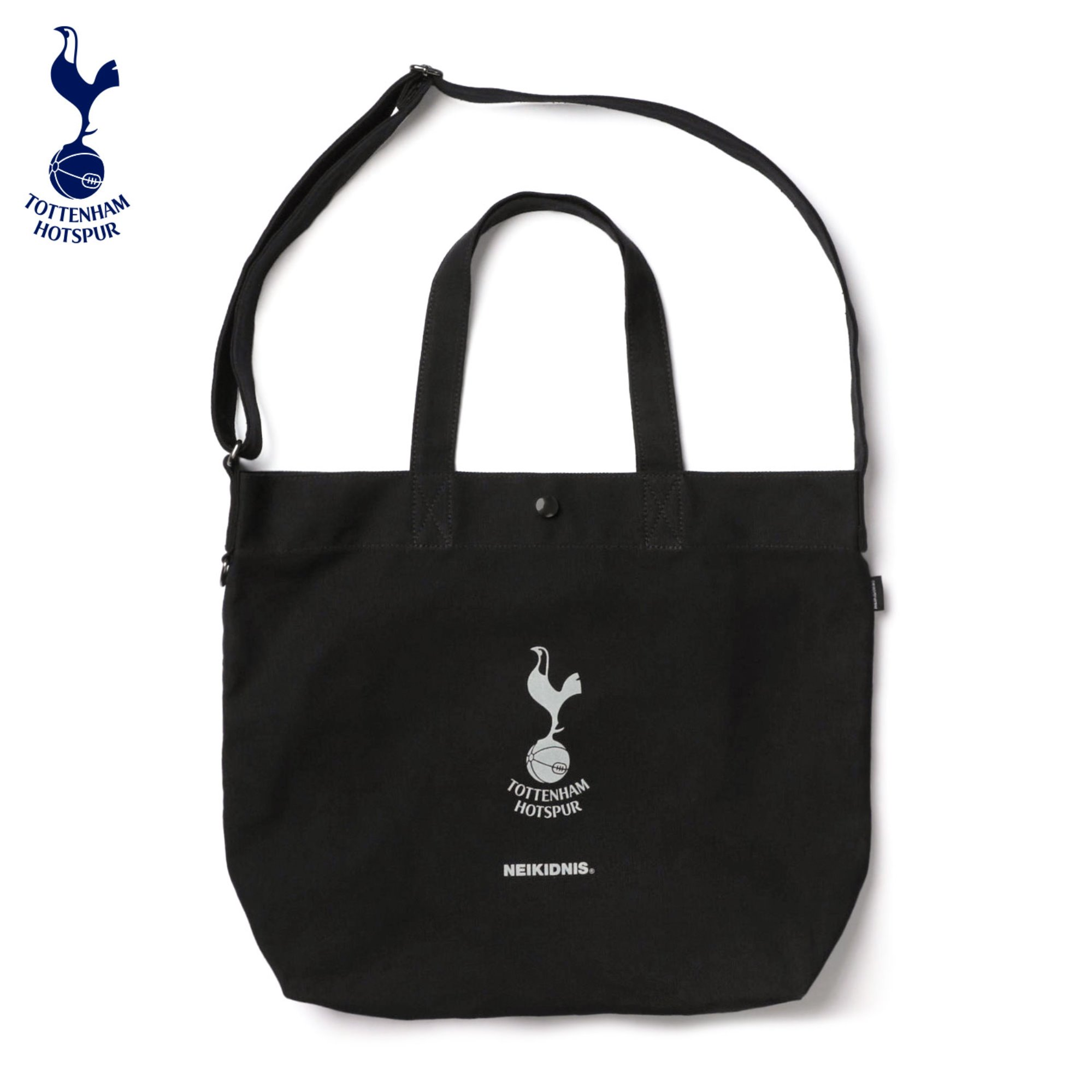 SPURS REFLECTIVE 2WAY BAG
