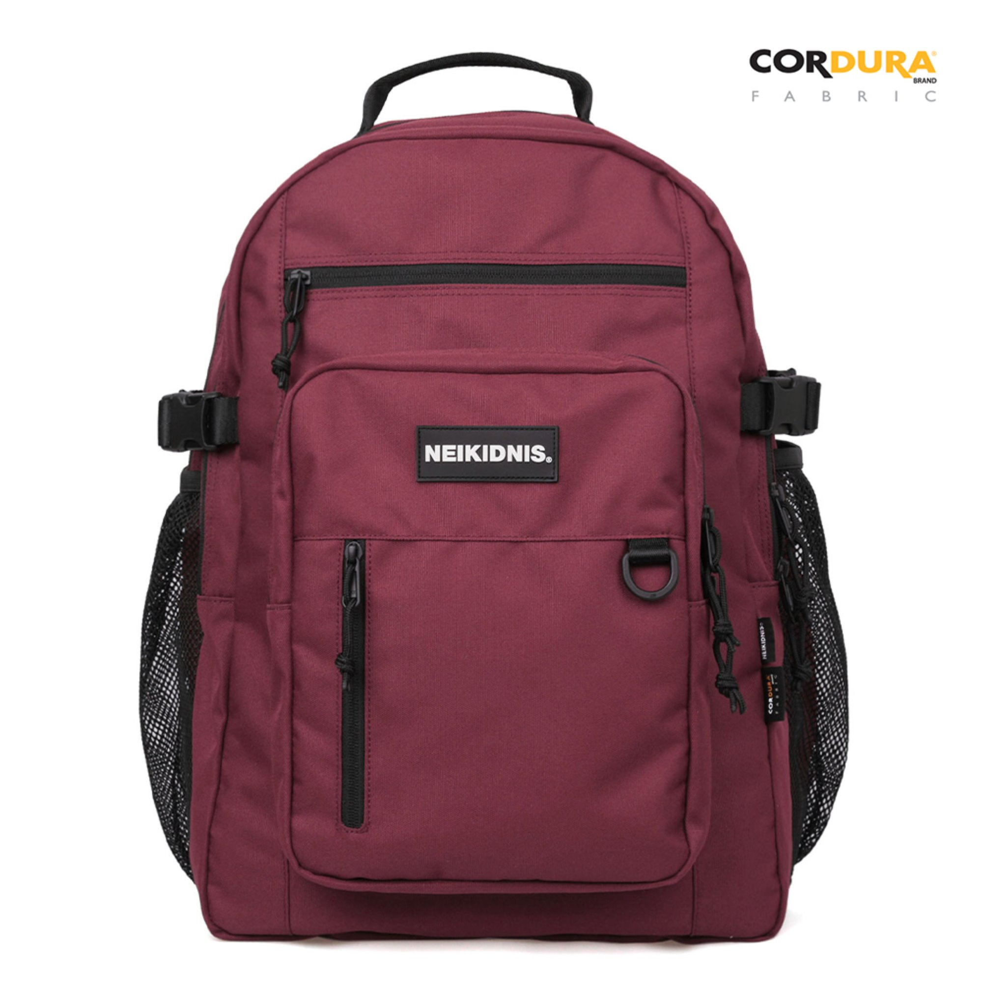 TRAVEL PLUS BACKPACK / BURGUNDY