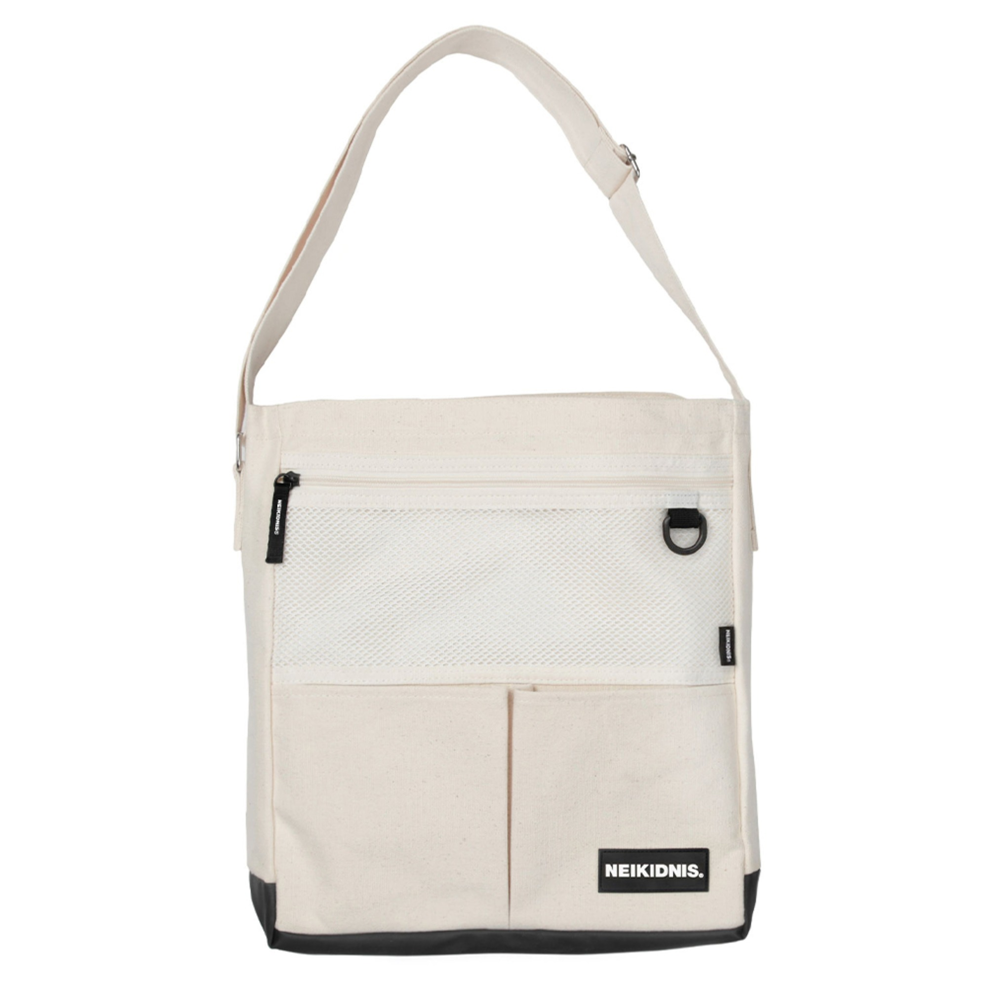 CANVAS POCKET BAG / ECRU