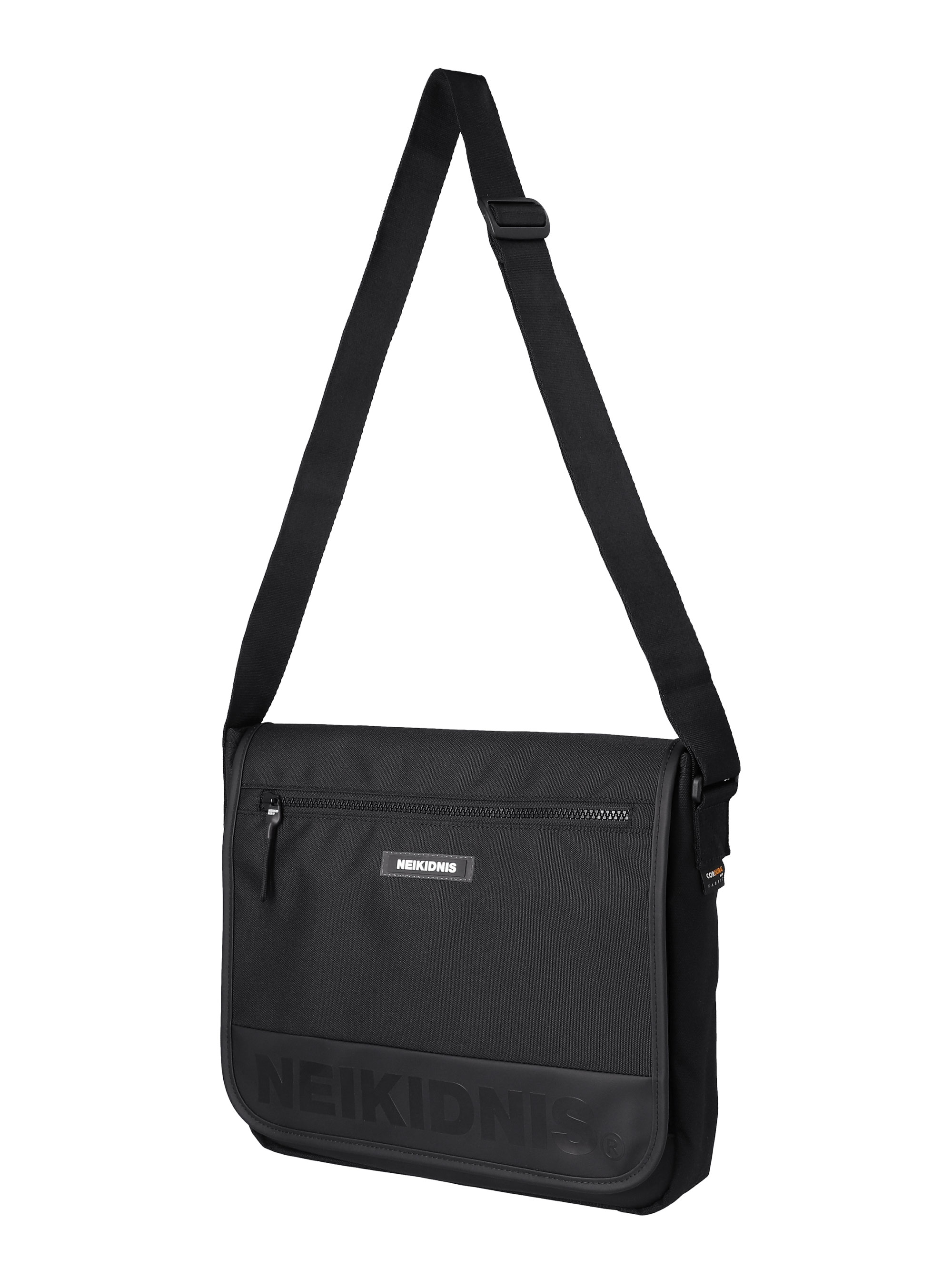 ACADEMIC MESSENGER BAG / BLACK