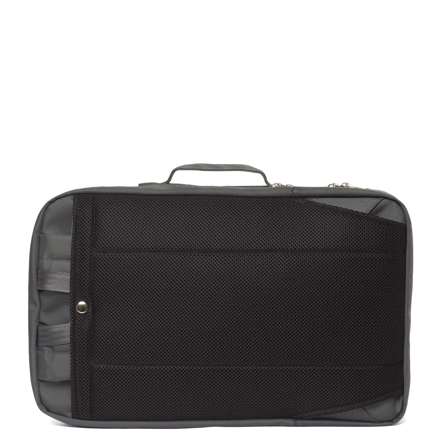 1680D BALLISTIC 2WAY BAG / CHARCOAL