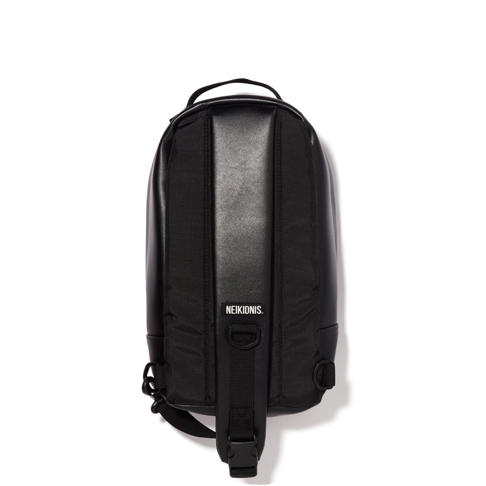 [레더] DAILY SLING BAG / LEATHER BLACK