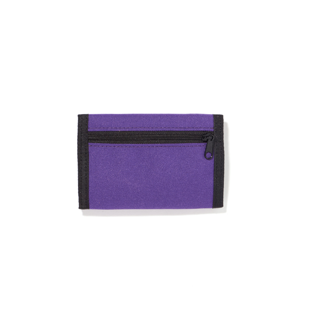 VELCRO WALLET / PURPLE