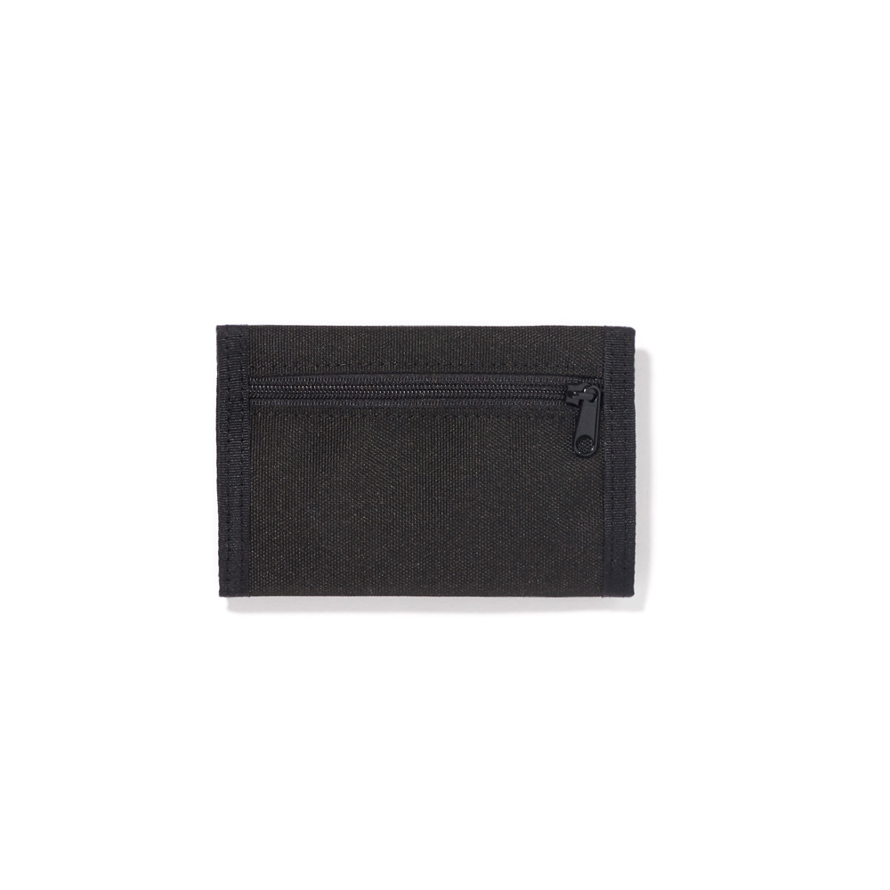 VELCRO WALLET / BLACK