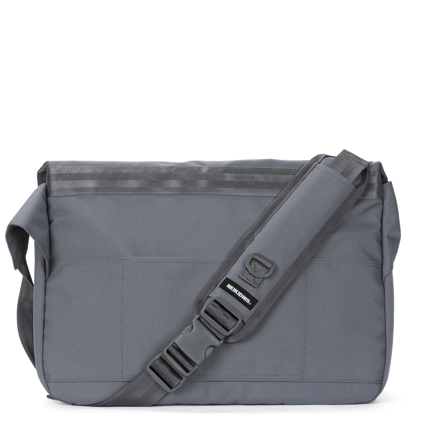WIDE VISION MESSENGER BAG / CHARCOAL