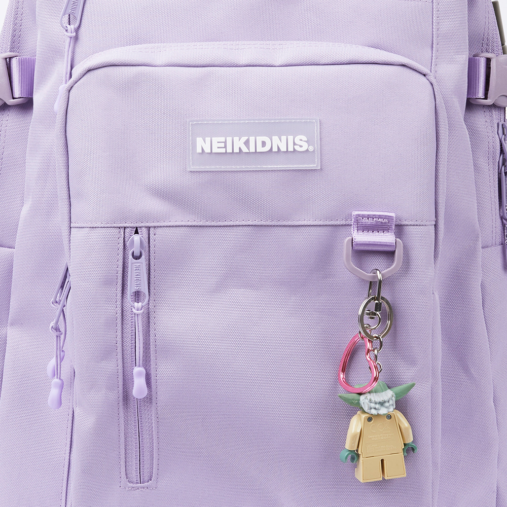 TRAVEL PLUS BACKPACK / LAVENDER