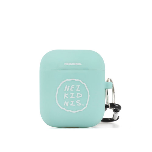 CAKE LOGO AIRPOD CASE / MINT