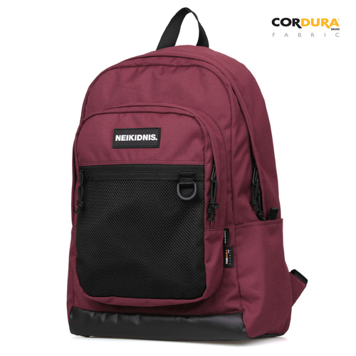 ACADEMY BACKPACK / BURGUNDY