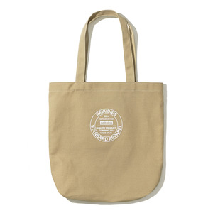 COTTON ECO BAG / BEIGE