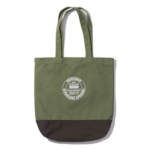 COTTON ECO BAG / KHAKI-BROWN