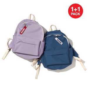 [1+1] STANDARD BACKPACK (18COLORS)