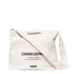 STDE 2WAY BAG / ECRU