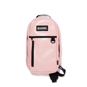 [레더] DAILY SLING BAG / LEATHER PINK
