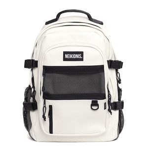 [레더] ABSOLUTE BACKPACK / LEATHER IVORY