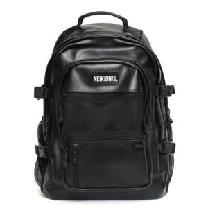 [레더] ABSOLUTE BACKPACK / LEATHER BLACK
