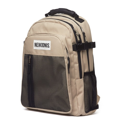 3D BACKPACK / BEIGE