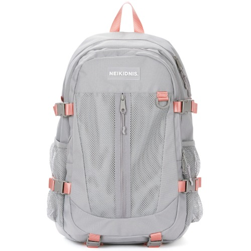 COMPLETE BACKPACK / GRAY PINK
