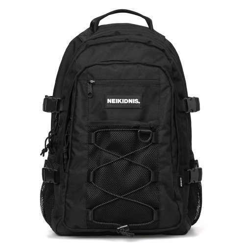 [2/21 출고 예약판매]MESH STRING BACKPACK / BLACK