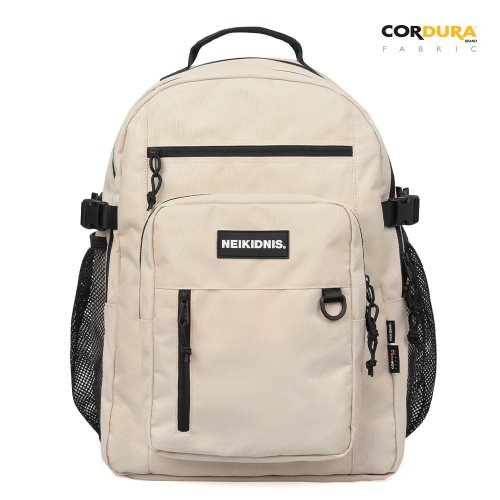 TRAVEL PLUS BACKPACK / LIGHT BEIGE