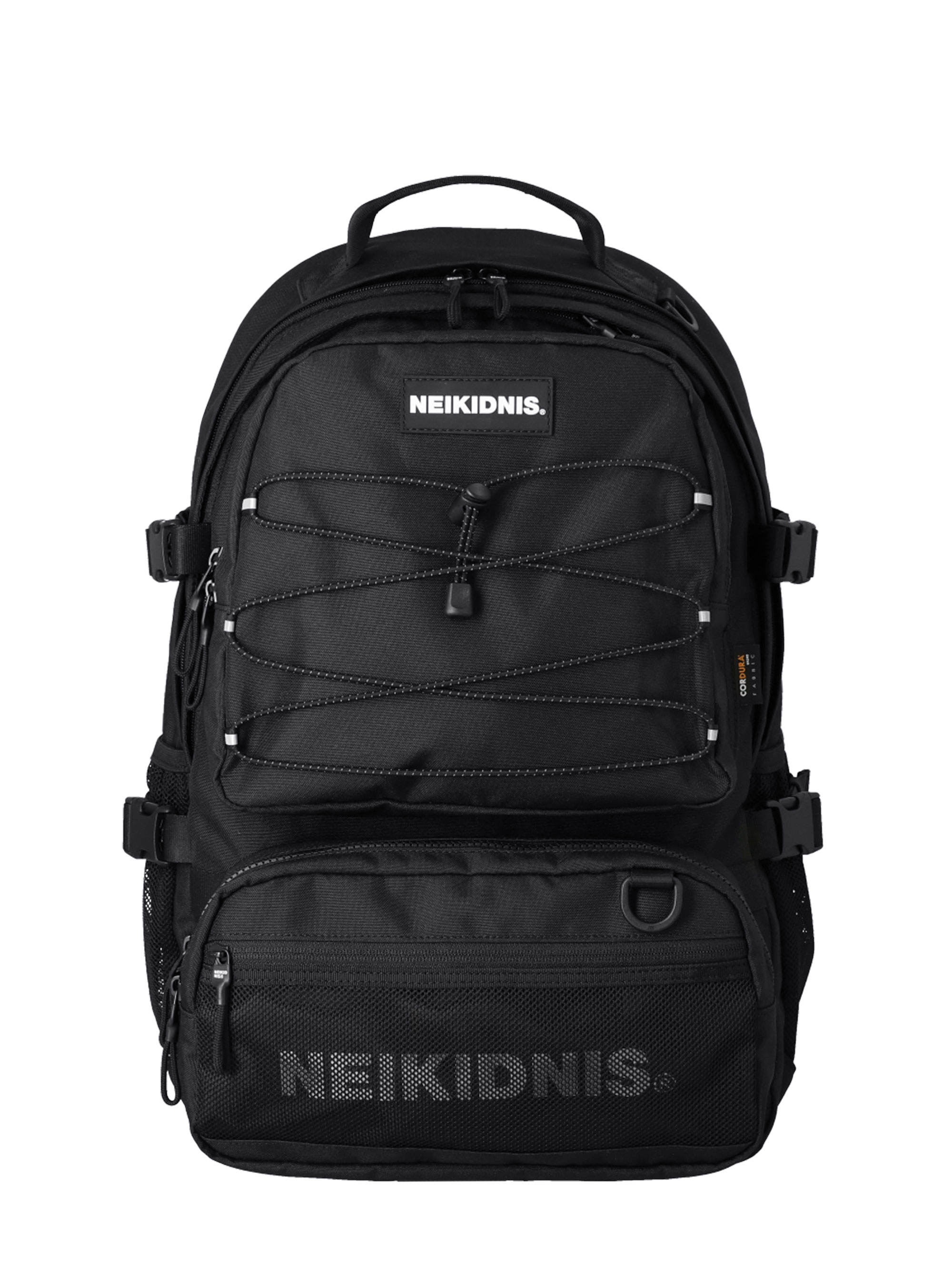 BUMPER BACKPACK / BLACK
