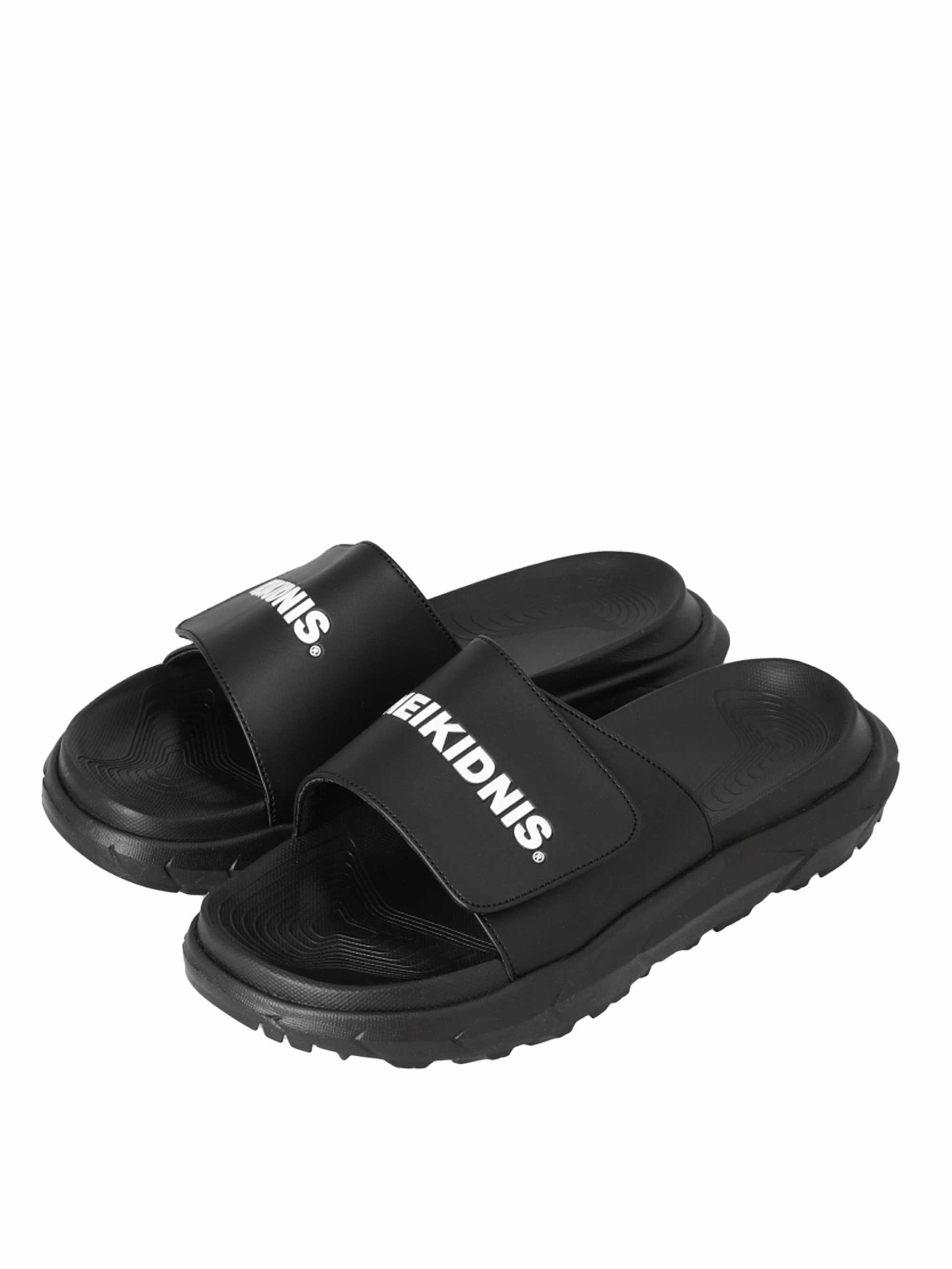 MELLOW CUSHION SLIDE / TRIPLE BLACK