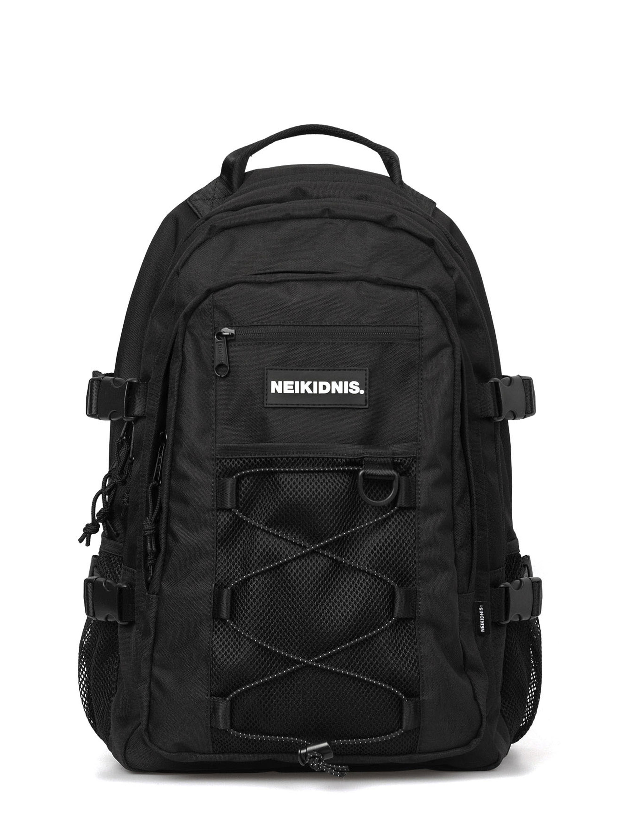 MESH STRING BACKPACK / BLACK