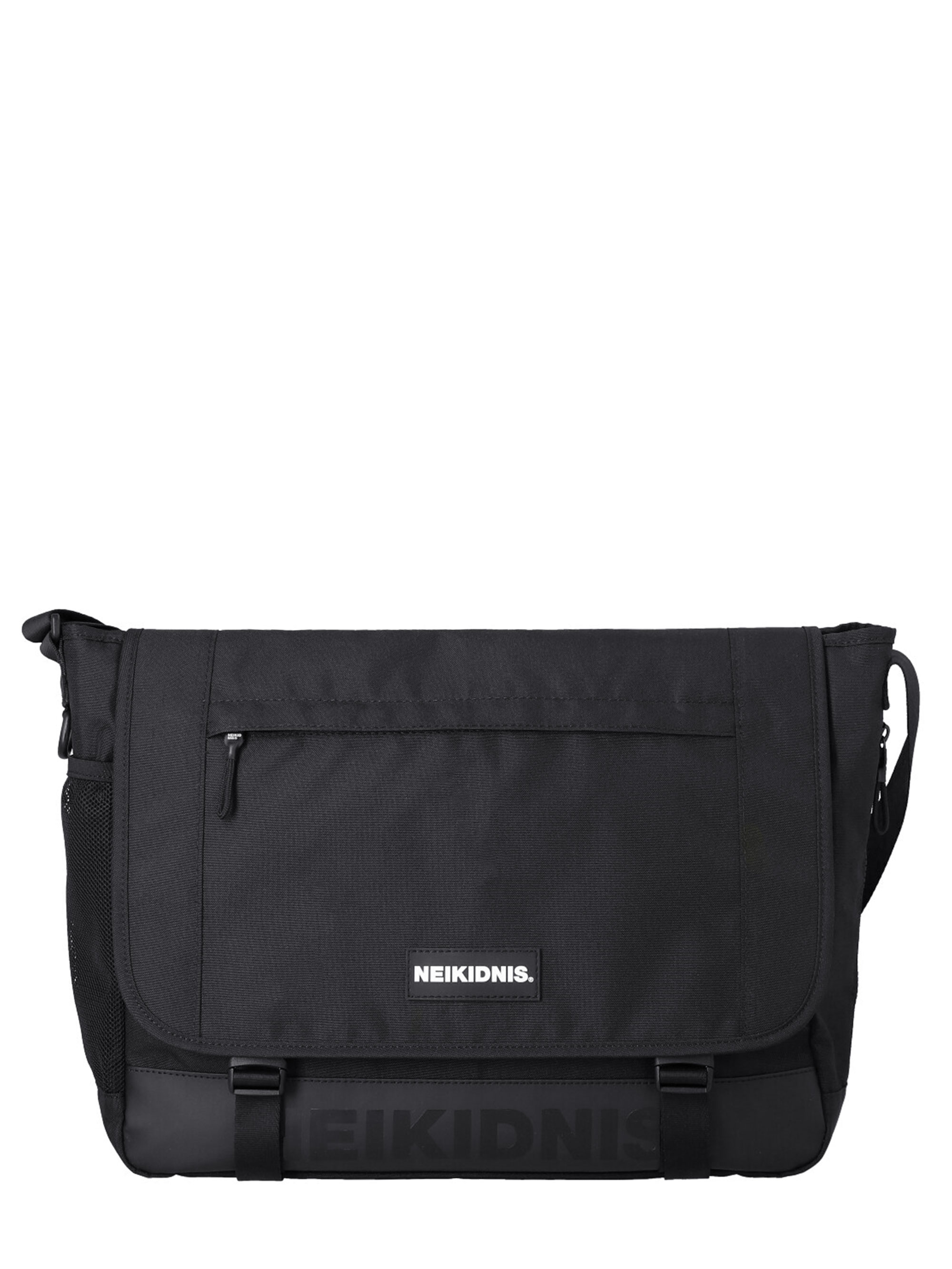 ALPHA MESSENGER BAG / BLACK