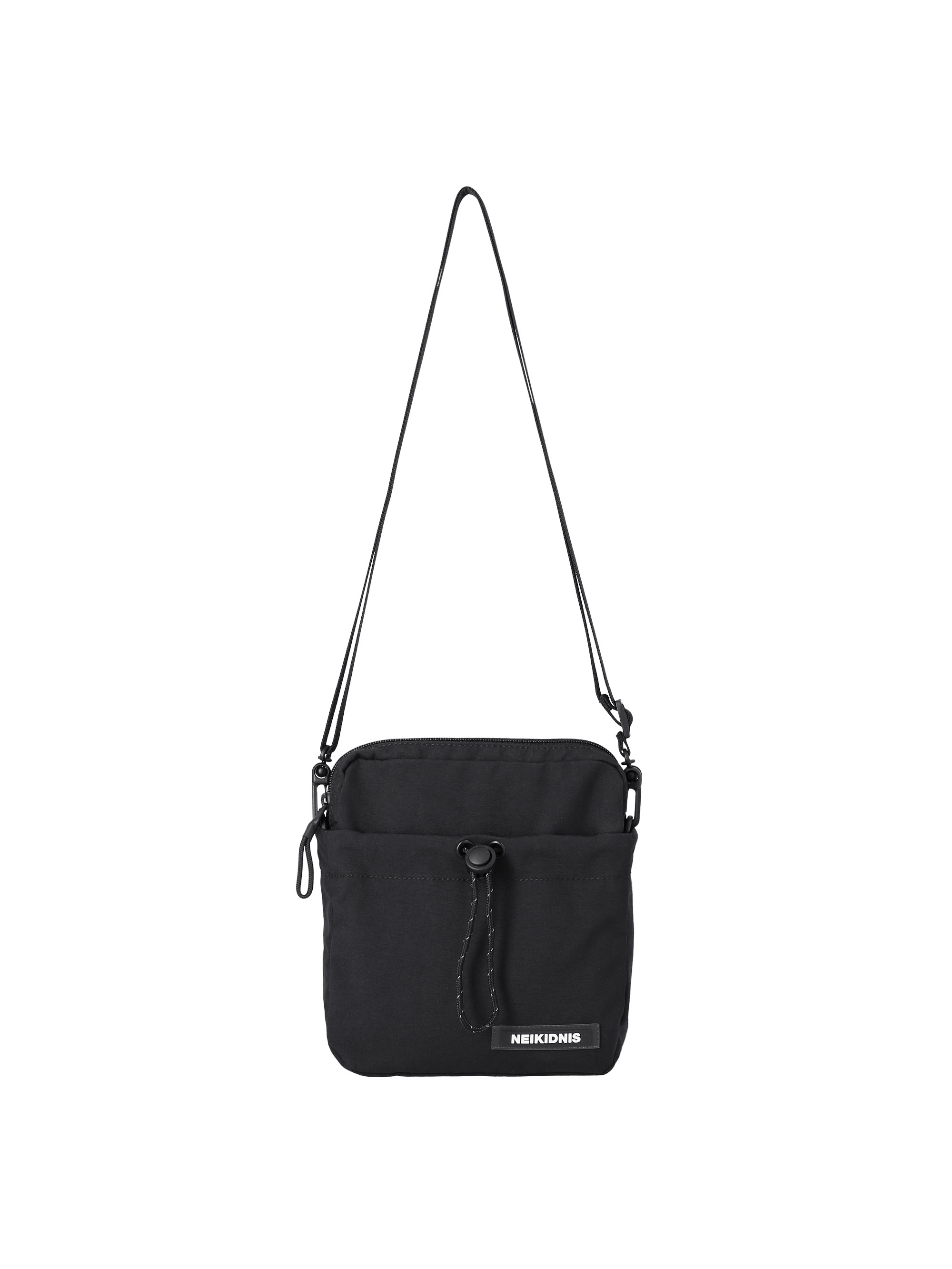 LIGHT WEIGHT 3WAY MINI BAG / BLACK