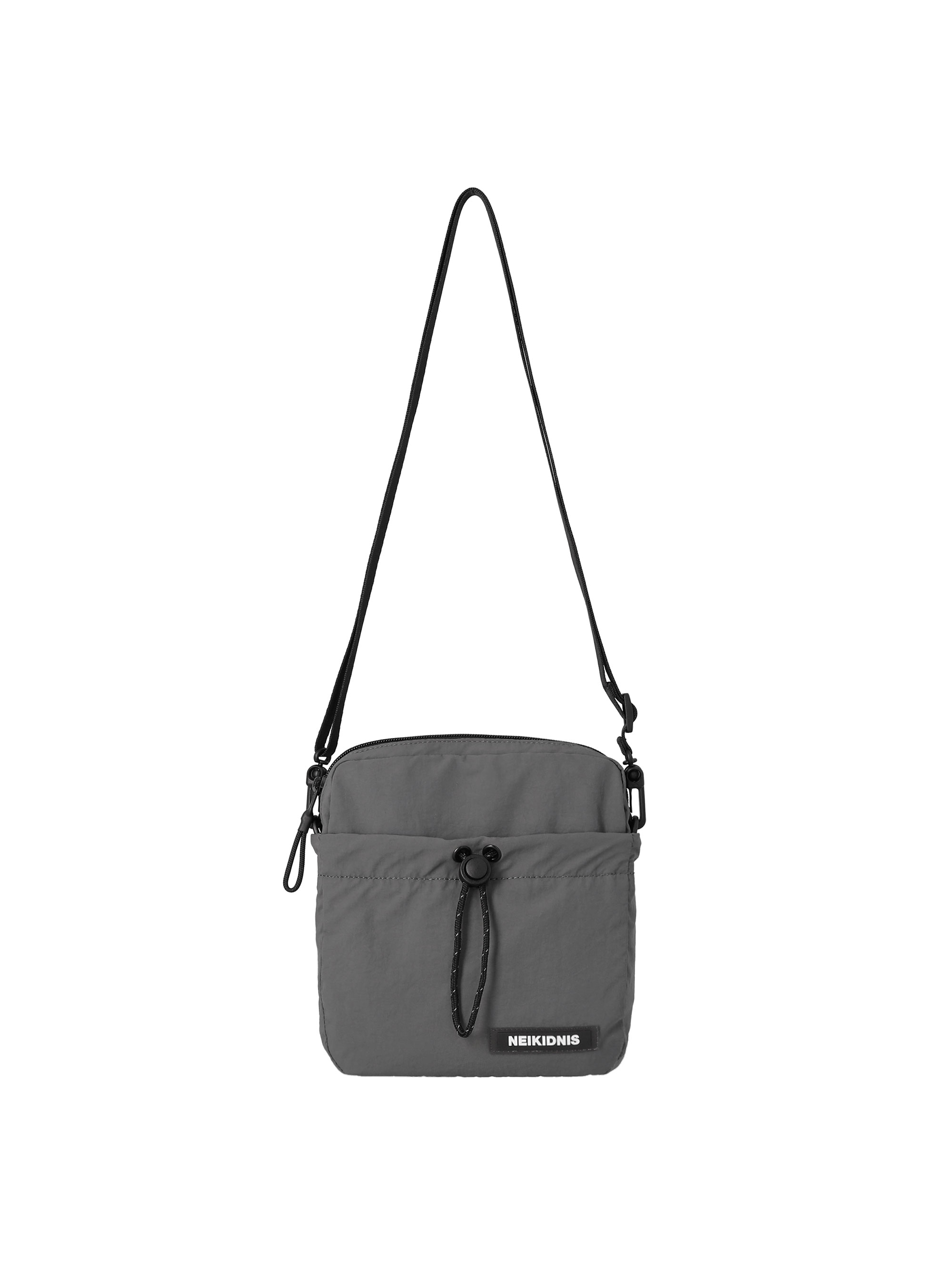 LIGHT WEIGHT 3WAY MINI BAG / CHARCOAL