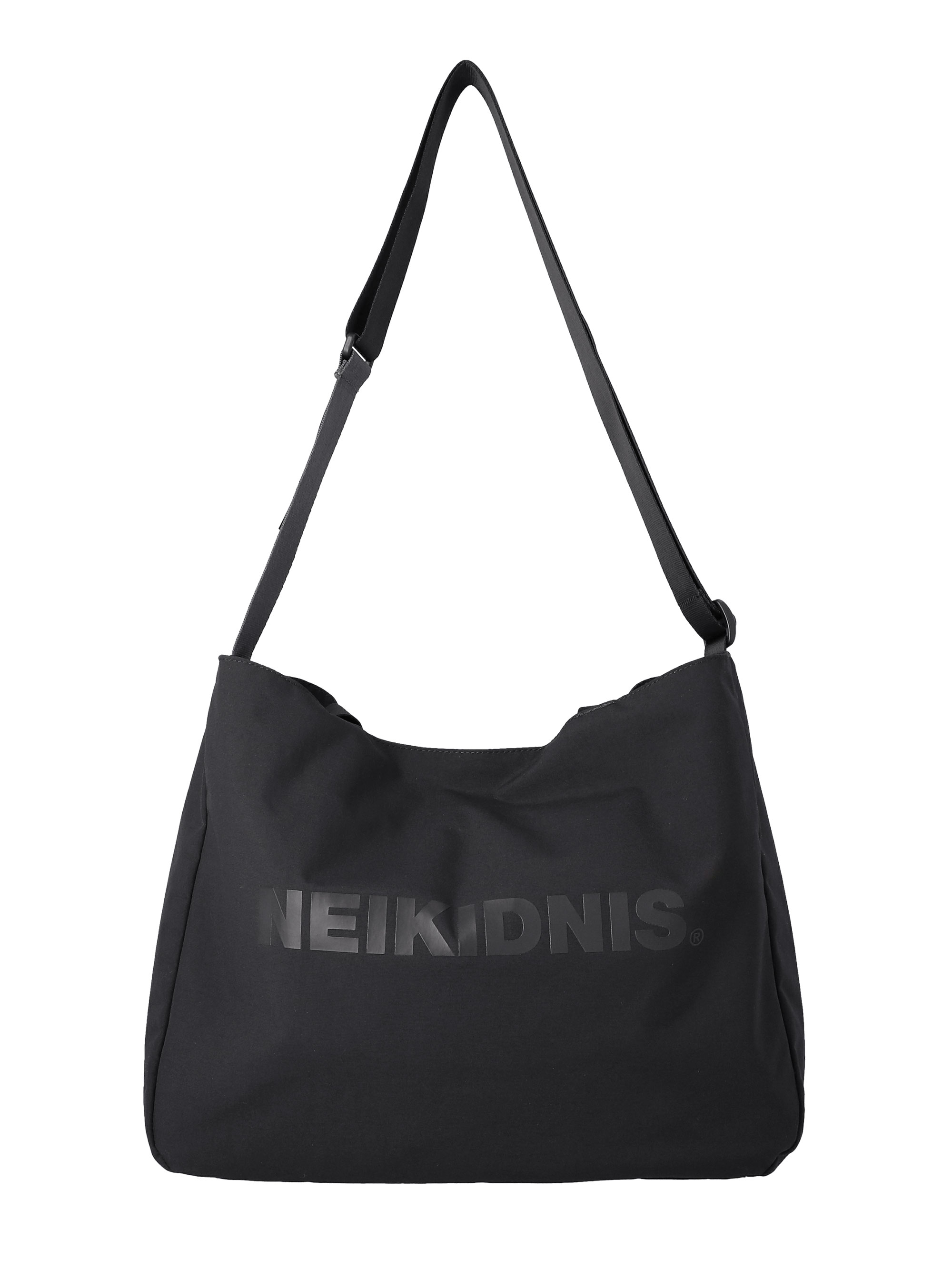 LIGHT WEIGHT 2WAY BAG / BLACK