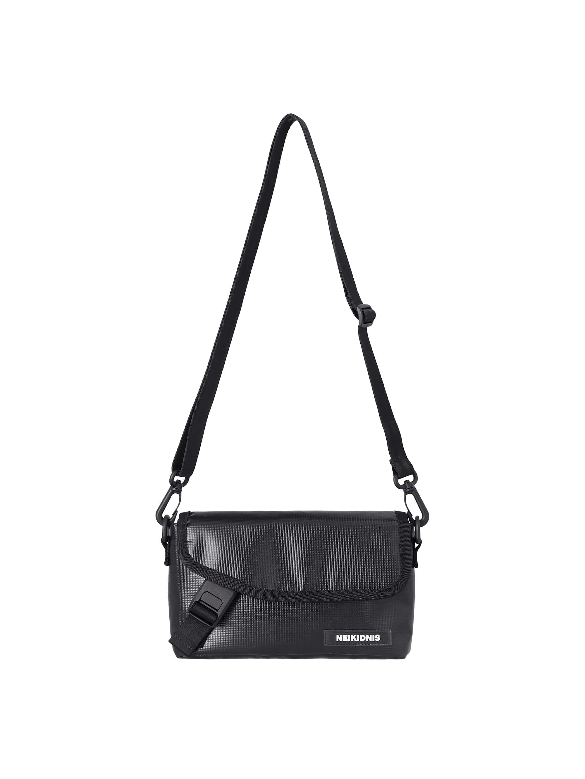 TARP MINI CROSS BAG / BLACK